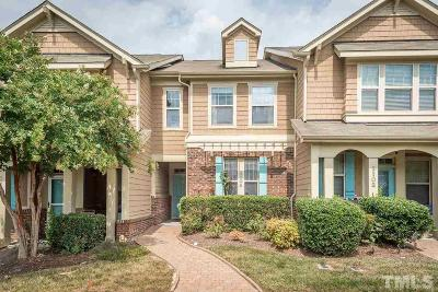 Cary Townhouse For Sale: 3104 Rapid Falls Road