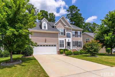 Wake Forest Single Family Home For Sale: 242 Forbes Road