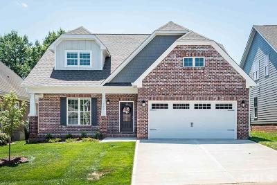 Mebane Single Family Home Contingent: 302 Sam Snead Drive
