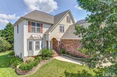 Cary Single Family Home Pending: 405 Braswell Brook Court