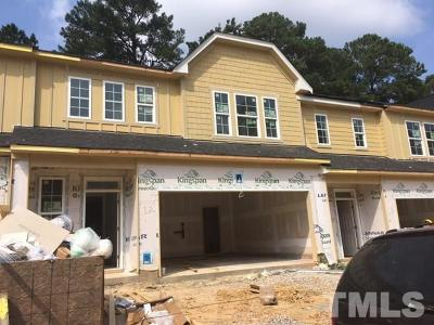 Cary NC Townhouse For Sale: $390,000