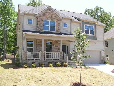 Knightdale NC Single Family Home Pending: $376,894
