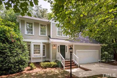 Cary NC Single Family Home For Sale: $345,000