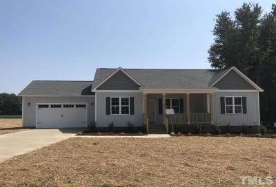 Johnston County Single Family Home For Sale: 106 Dundalk Drive