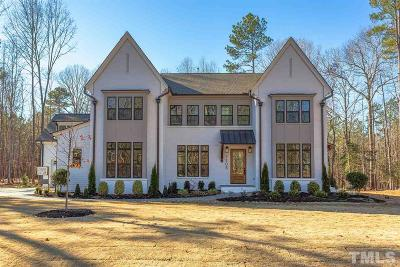 Raleigh Single Family Home For Sale: 7205 Summer Tanager Trail
