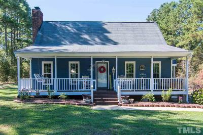 Johnston County Single Family Home For Sale: 200 Turnipseed Road