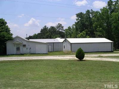 Johnston County Commercial For Sale: 330 Cecil Road