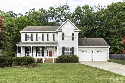 Durham County Single Family Home For Sale: 5303 Stardust Drive