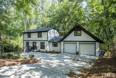 Raleigh Single Family Home For Sale: 936 Northbrook Drive