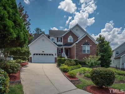 Raleigh Single Family Home For Sale: 2508 Lenox Hill Terrace