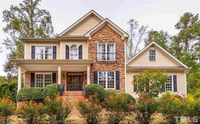 Raleigh Single Family Home For Sale: 2012 Macon Ridge Road