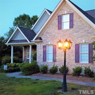 Timberlake Single Family Home For Sale: 79 S Old Lantern Road