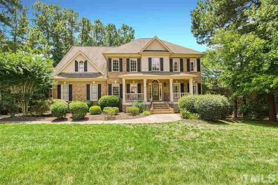 Cary Single Family Home Contingent: 403 Preston Village Way