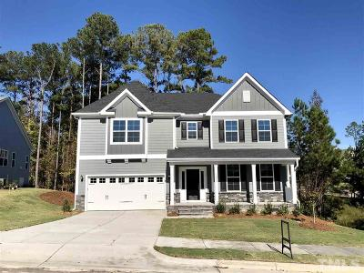 Knightdale Single Family Home For Sale: 3004 Manderliegh Drive
