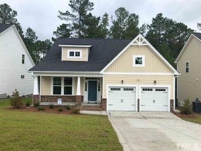 Harnett County Single Family Home For Sale: 53 Wildlife Bridge Court