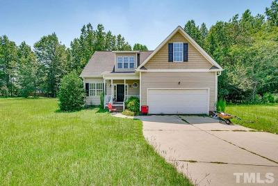 Willow Spring(S) Single Family Home For Sale: 7212 Sunset View Court