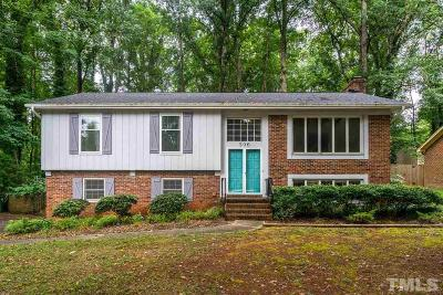 Cary Single Family Home For Sale: 306 SE Maynard Road