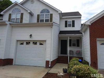 Angier Townhouse For Sale: 26 B Silver Place