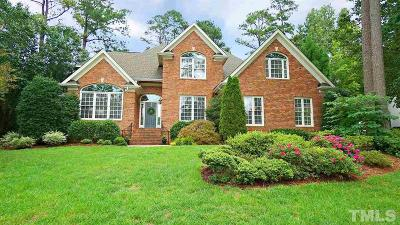 Morrisville Single Family Home For Sale: 101 Crystlewood Court