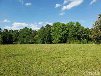 Franklin County Residential Lots & Land For Sale: 1059 Sledge Road