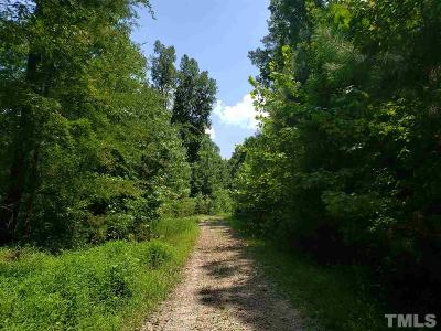 Franklin County Residential Lots & Land For Sale: 1085 Sledge Road