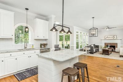 Sunset Ridge Single Family Home For Sale: 5229 Linksland Drive