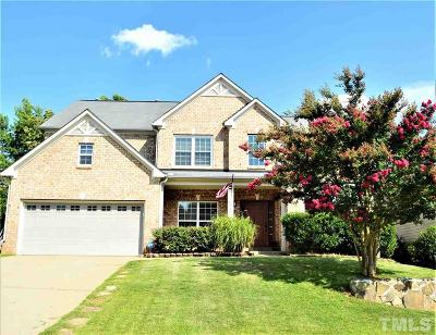 Holly Springs Single Family Home For Sale: 309 Shorehouse Way