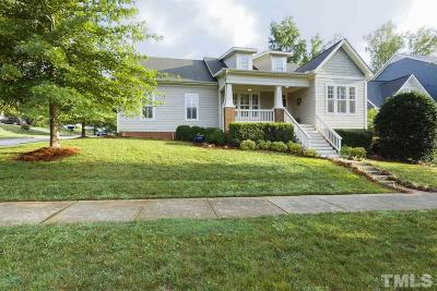 Pittsboro Single Family Home For Sale: 730 Millbrook Drive