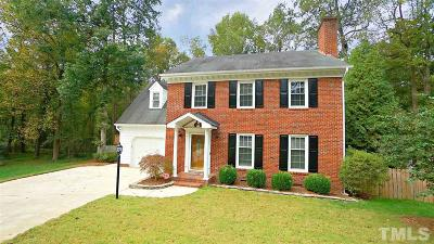 Raleigh Single Family Home For Sale: 7401 Chippenham Court