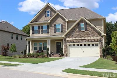 Knightdale Single Family Home For Sale: 7003 Peachtree Town Lane