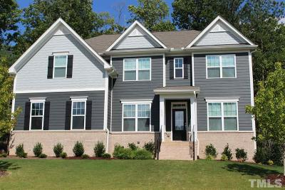 Durham Single Family Home For Sale: 1020 Valley Rose Way