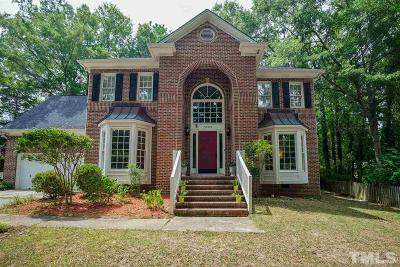 Durham Single Family Home For Sale: 3509 Shady Creek Drive