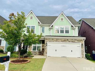 Single Family Home For Sale: 2836 Bogle Branch Court
