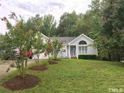 Creedmoor Single Family Home For Sale: 2045 Mangum Avenue