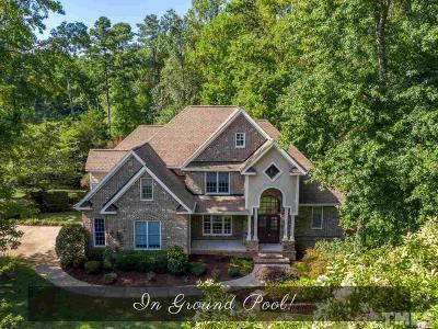 Granville County Single Family Home For Sale: 4004 Windchime Lane