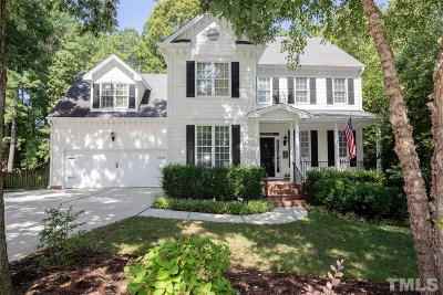 Apex Single Family Home Contingent: 112 Kellyridge Drive