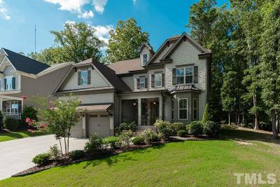 Rolesville Single Family Home Contingent: 2920 Lawson Walk Way
