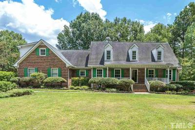 Raleigh Single Family Home For Sale: 6117 Oxfordshire Court