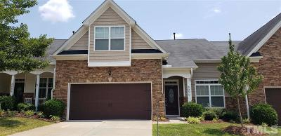 Cary NC Townhouse For Sale: $324,900