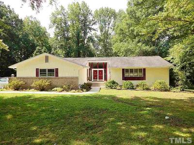 Granville County Single Family Home For Sale: 104 Robin Road