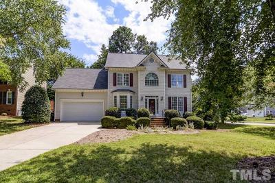 Cary Single Family Home For Sale: 100 Linecrest Court
