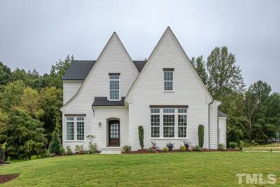 Wake Forest Single Family Home Pending: 1509 Margrave Drive