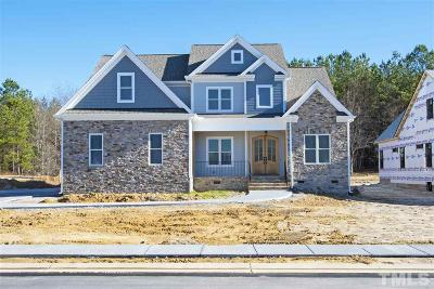 Rolesville Single Family Home For Sale: 920 Flash Drive