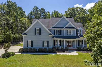 Durham County Single Family Home For Sale: 4 Deerwood Court