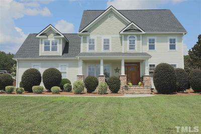 Youngsville Single Family Home For Sale: 10 Magnolia Lane