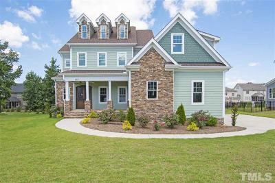 Rolesville Single Family Home For Sale: 232 Character Drive