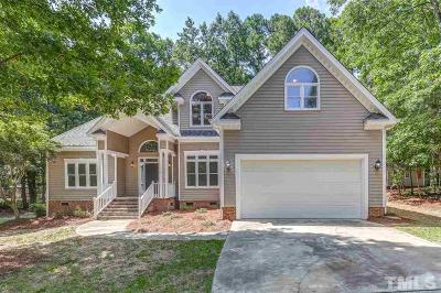 Clayton Single Family Home For Sale: 336 Forest Oaks Drive