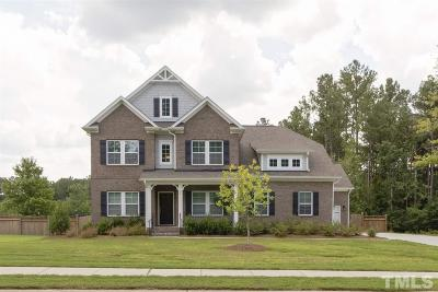 Pittsboro Single Family Home Pending: 24 S Parkside Drive