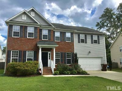 Granville County Single Family Home For Sale: 1703 Carnegie Court