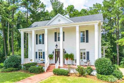 Garner Single Family Home For Sale: 3550 Parrish Farm Road